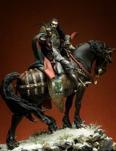 The Modelling News: Pegaso's new December figures - two dandy's and a brawler to tempt you. Dracula, Vlad The Impaler, The Modelling News, Virtual Museum, Metal Models, Scale Models, Fantasy Miniatures, Knights Templar, Figure Model