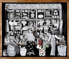 Tati Galiano.El Mercado