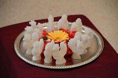 Panchadhaara Chilakalu (Sugar Candy birds) for my cousin's Seemantham
