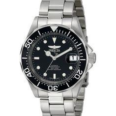 Invicta Pro Diver 200M Automatic Black Dial INV8926/8926 Mens Watch 1