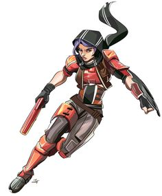 Athena (Pre-sequel) : Artist unknown