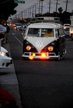 Nice driving lights