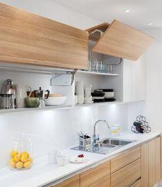 Salon z aneksem kuchennym - rozwiązania do małych mieszkań. Piękne projekty i zdjęcia