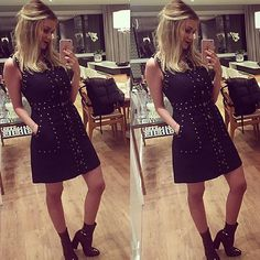 Heartbreaker⚡️⚡️Shop here: www.inspireland.com | Nosso Vestido Heartbreaker com 30%Off !! Come on girl✌️#myinspireland #outfit #ootd #girl #instacool #stylegram #vestido #dress #shop #photo #photooftheday #details