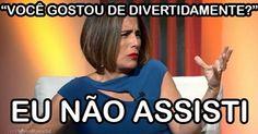 RS Notícias: Gloria Pires comenta o Oscar sem ter visto os film...