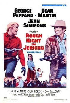 Rough Night In Jericho (1967) - Dean Martin DVD
