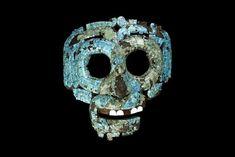 Mascara de Quetzalcóatl