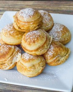 """11 Scandinavian Comfort Food Recipes to Help You Get """"Hygge"""" - - You've spent all winter embracing the 'hygge' life. But you haven't truly achieved it until you try these 11 Scandinavian comfort food recipes. Danish Pancakes, Pancakes And Waffles, Fluffy Pancakes, Ebelskiver Recipe, Recipe For Ebelskivers, Breakfast Recipes, Dessert Recipes, Norwegian Food, Scandinavian Food"""