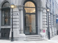 Hotel Gault - a beautiful boutique hotel in Old Montreal. Service is impeccable.