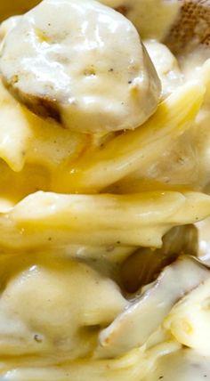 Bratwurst Mac and Cheese                                                                                                                                                                                 More