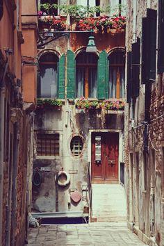 Entry Way, Venice, Italy