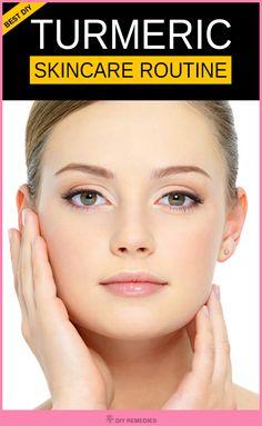 Best DIY Turmeric Skincare Routine