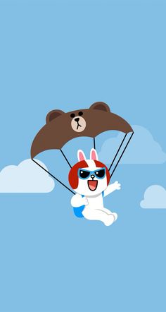 parachute Cony