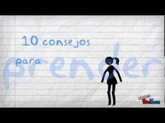 10 consejos para aprender español - YouTube