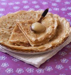 Photo de la recette : Pâte à crêpes au lait de riz (sans lactose)