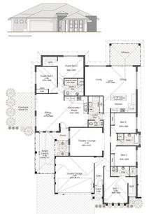 6 Bedroom House Plans In South Africa House For Rent Near Me