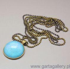 Naszyjnik z Medalionem Andromeda 101