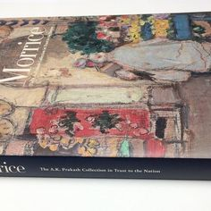 Morrice - @natgallerycan @figure1publishing / 13 October - 18 March 2018 / Ottawa #morrice #jwmorrice #nationalgallery #canada #ottawa #museum #art #book #catalogue #exhibition #printer #print #contitipocolor #figure1 #canadian #canadianart #photo #picoftheday