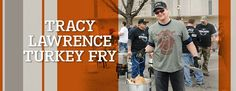 "We've partnered up with Tracy Lawrence for the 8th annual ""Mission Possible"" Turkey Fry.  See how you can join in on the fun on the Nashville Rescue Mission's website."
