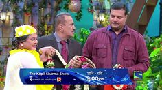 The Kapil Sharma Show Dadi Joke with ACP Pradyuman on Guest of CID Team ...
