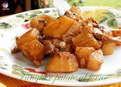 Funghi e patate al forno, ricetta calabrese buonissima