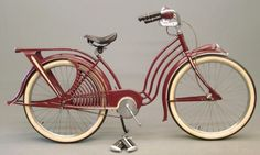 Bicycle | Elgin Skylark Balloon Tire Female Frame
