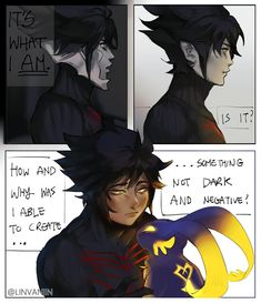 """""""「Is this what happiness feels like? Vanitas Kingdom Hearts, Kingdom Hearts Fanart, Vanitas Kh, Kh 3, Final Fantasy Cloud, Im Hurt, Kindom Hearts, The Evil Within, Zine"""
