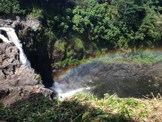 Rainbow Falls, Big Island, HI