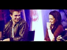Rob and Kristen - body language