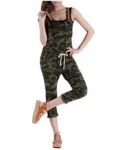 ΝΕΕΣ ΑΦΙΞΕΙΣ :: Ολόσωμη Σαλοπέτα The Army Way - OEM Overalls, Beige, Pants, Fashion, Trouser Pants, Moda, Fashion Styles, Women's Pants, Women Pants