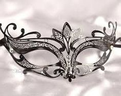 masquerade mask drawing - Google Search