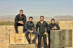 Sas Special Forces, Ant Middleton, Special Air Service, Dares, Pretty Boys, British, Badass, Sassy, Fox
