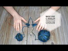 КАК ВЯЗАТЬ 2 носка/рукава/варежки ОДНОВРЕМЕННО? | MAGIC LOOP | САМЫЙ ПРОСТОЙ способ - YouTube Magic Loop Knitting, Tassel Necklace, Pendant Necklace, Crochet, Diy, Collections, Beautiful, Socks, Bricolage
