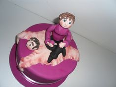 Divorce cake by auroracakes (Dawn), via Flickr