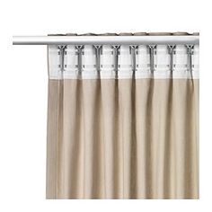 INGERT Függöny elkötővel 1 pár - IKEA