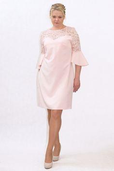 Elegancka Sukienka Xxl 40 58 Plus Size Premium Na Wesele Duże
