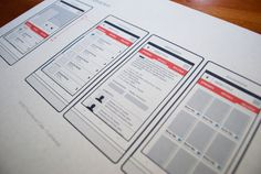 DSC_9798 by James Stark, via Flickr #wireframes #UX