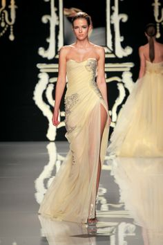 Very sexy dress for a curvaceous figure!! Abed Mahfouz