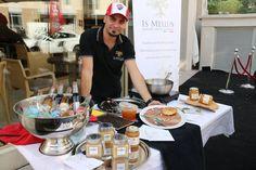 Cibo sardo e Ducati nel cuore, così Alberto conquista Dubai (INTERVISTA)