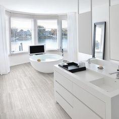 Eramosa Color Body Porcelain Tile | Bathroom | Floor | Arizona Tile