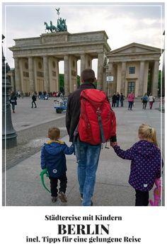Städtereise mit Kindern. Ist Berlin mit kleinen Kindern eine Reise wert? Welche Aktivitäten mit Kindern in Berlin gibt es zu entdecken? Ich erzähle es euch!