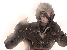 Smile, Raiden! (Metal Gear Rising: Revengence)