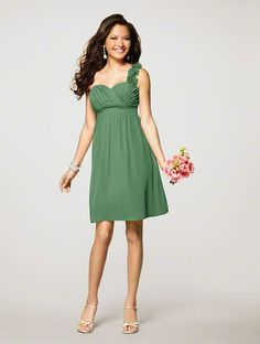 Alfred Angelo's Style 7138 in clover