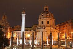 Trajan's Column – photo by alvarock
