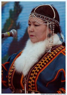 Yakut woman... are they beautiful? The northern Yakuts were largely hunters, fishermen and reindeer herders, while the southern Yakuts raised cattle and horses.
