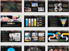 Social Network PowerPoint by SageFox