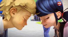 Adrienette moment in Animan