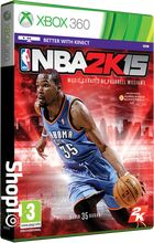 NBA 2K15, XBOX 360, 2K GAMES