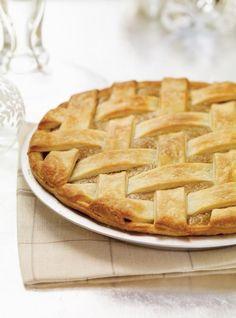 Recette de Ricardo de tarte au sucre Pie Recipes, Sweet Recipes, Dessert Recipes, Cooking Recipes, French Recipes, Canadian Cuisine, Canadian Food, Xmas Food, Christmas Desserts