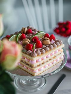 Delicious Cake Recipes, Yummy Cakes, Funny Cake, Cake Fillings, Easy Baking Recipes, Frosting Recipes, Pretty Cakes, No Bake Desserts, No Bake Cake